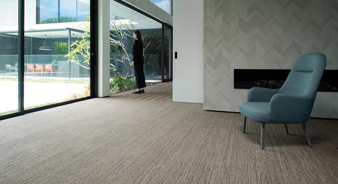 Malmo Anneli 700, Ultimate Summer Oak 24219 - Oslo Planks Industrial Carpet Tiles by Signature Floors