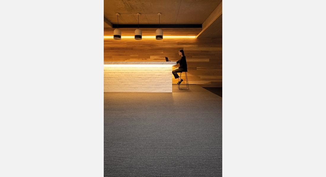 Norse Jax 200 - Oslo Planks Industrial Carpet Tiles by Signature Floors