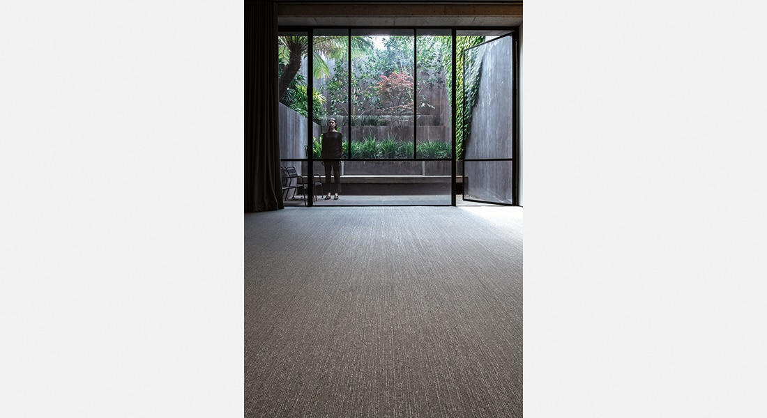 Norse Larz 600 Oslo Planks Industrial Carpet Tiles by Signature Floors