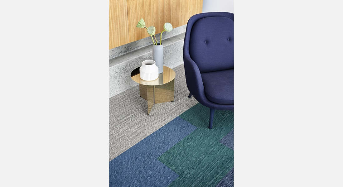 Norse3 Oslo Planks Industrial Carpet Tiles by Signature Floors