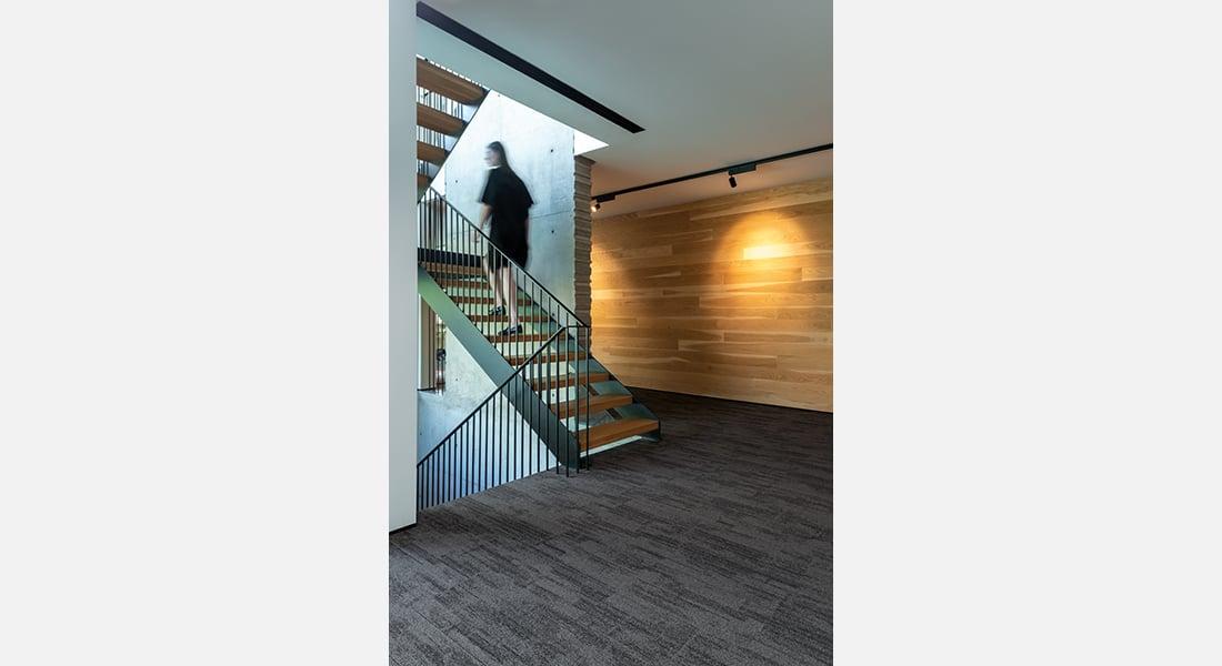 Skandi Tori 300 - Oslo Planks Industrial Carpet Tiles by Signature Floors