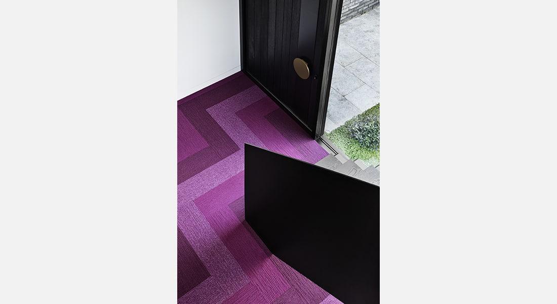 Norse: Erika 060, Ingrid 107, Britta 106 - Oslo Planks Industrial Carpet Tiles by Signature Floors