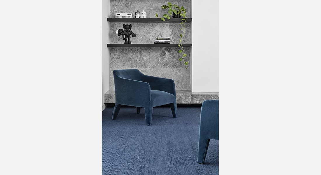 Norse 5 Oslo Planks Industrial Carpet Tiles by Signature Floors