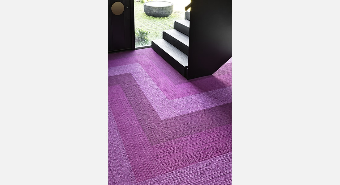 Norse 9 Oslo Planks Industrial Carpet Tiles by Signature Floors