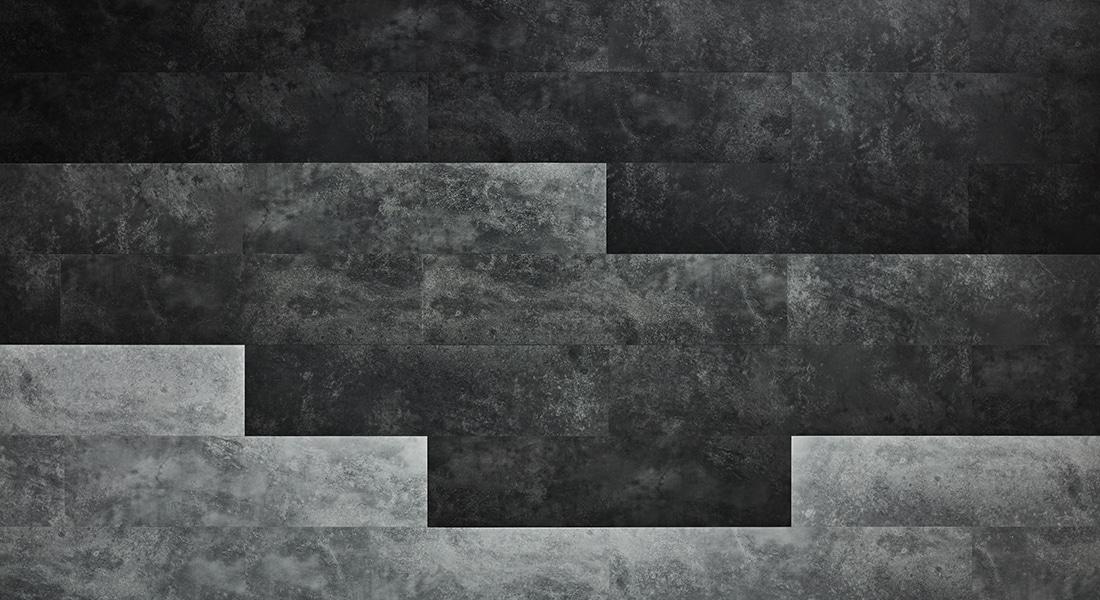 88Planks_Black Floor - Colour Vinyl Planks - 88 Planks - Vinyl Planks & Tiles by Signature Flooring | Vinyl Plank Flooring | wood planks or stone tiles in form of vinyl tiles, planks or vinyl sheet | Buy Signature vinyl floorboards to design unique commercial vinyl flooring