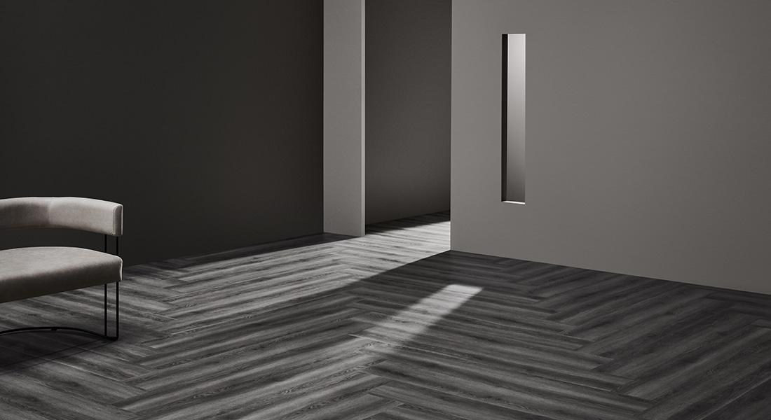 88Planks_Room8 - Grey Luxury Vinyl Tiles - 88 Planks - Vinyl Planks & Tiles by Signature Flooring | Vinyl Plank Flooring | wood planks or stone tiles in form of vinyl tiles, planks or vinyl sheet | Buy Signature vinyl floorboards to design unique commercial vinyl flooring