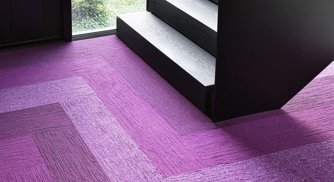 Norse 1 Oslo Planks Industrial Carpet Tiles by Signature Floors