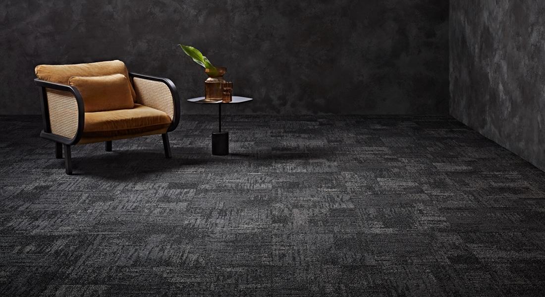 Carpet Tile Collection Raw Elements Bedrock_Basalt_2-000-000CB