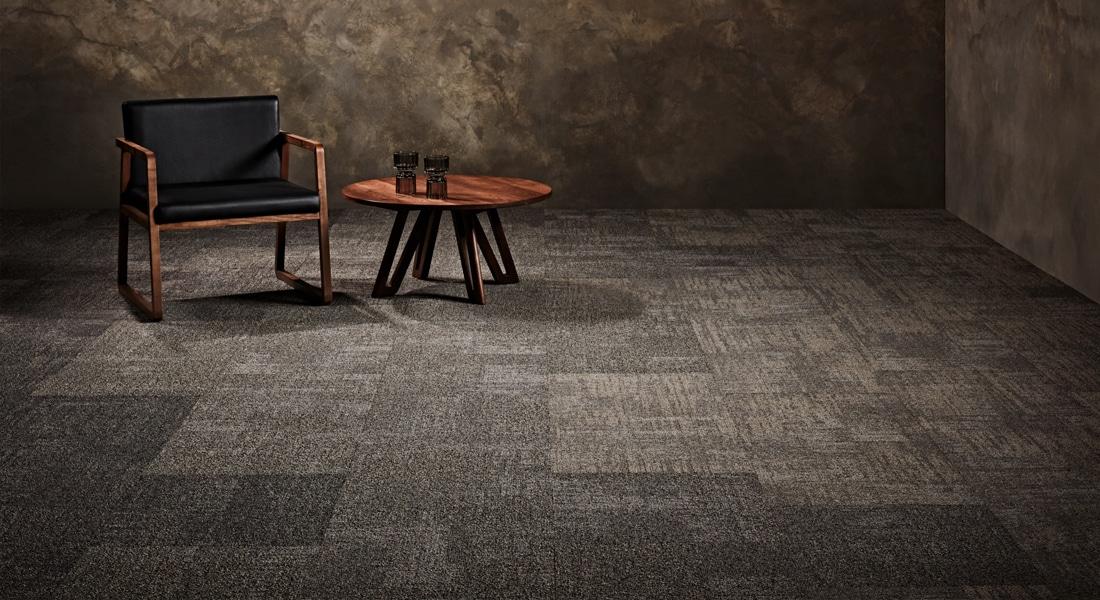 Carpet Tile Collection Raw Elements Bedrock_Mudstone_5-000-000CB_Bedrock_Silt_7-000-000CB_Bedrock_Gypsum_8-000-000CB