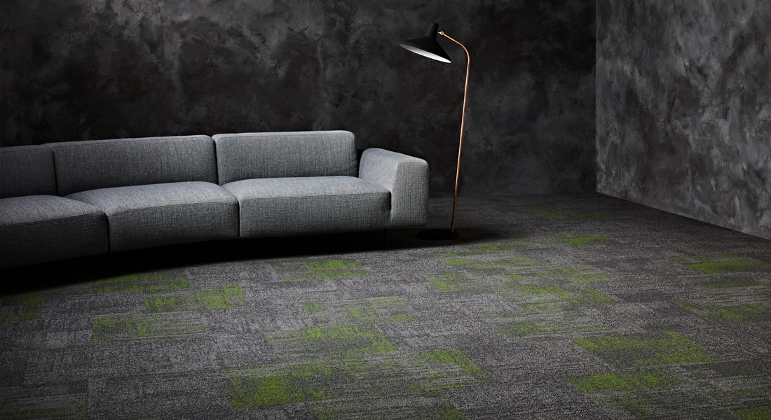Carpet Tile Collection Raw Elements Bedrock_Shale_3-000-000CB_Gemstone_Shale_Peridot_3-126-127CB