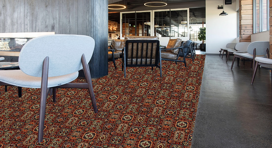 Woven Axminster Carpet - Ready to Wear - Sultan 241 by Signature Floor Coverings