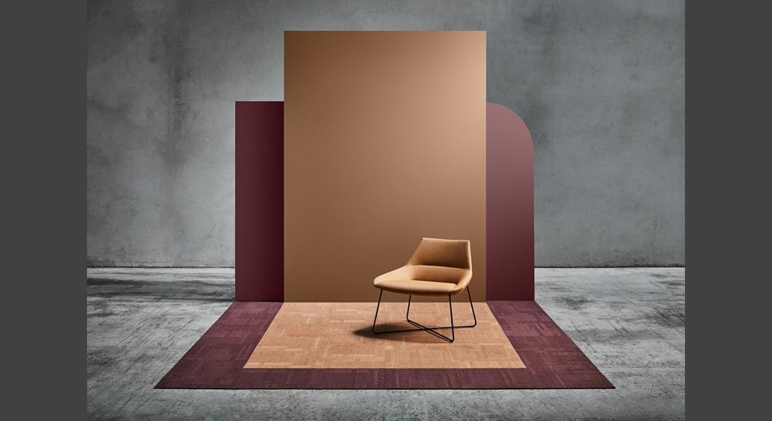 VIVID202 Carpet Tiles VIVID081-C54 Humphrey Bear