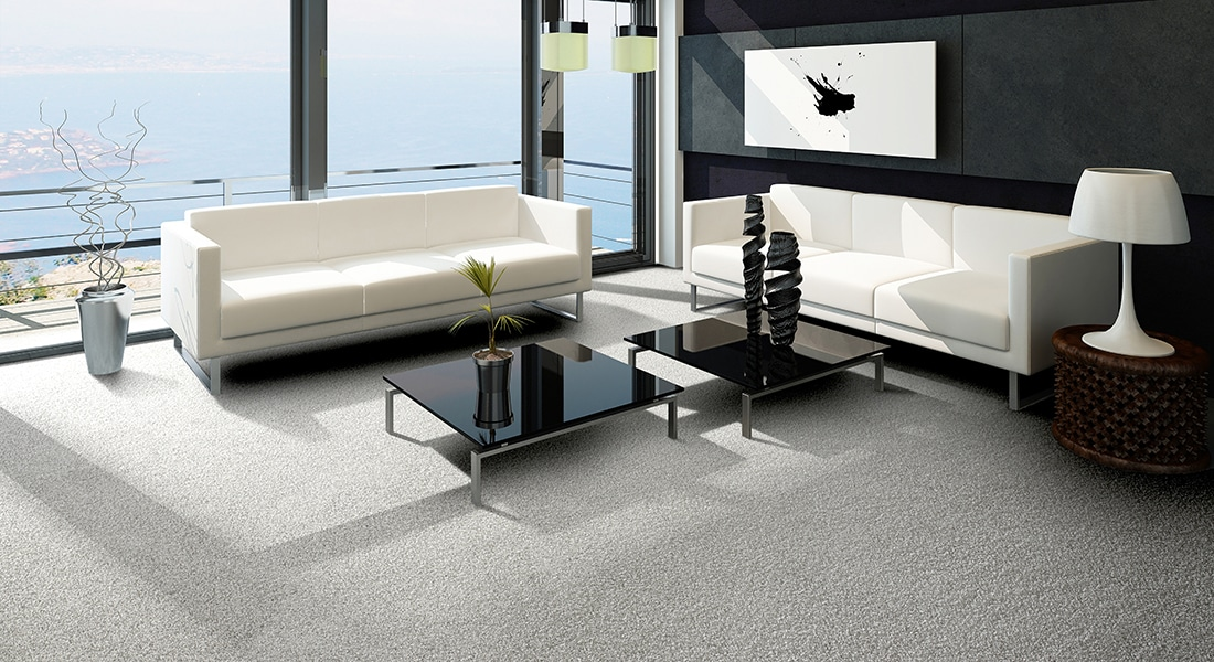 Residential Home flooring carpet - Luxecloud Florian Champagne Spritz