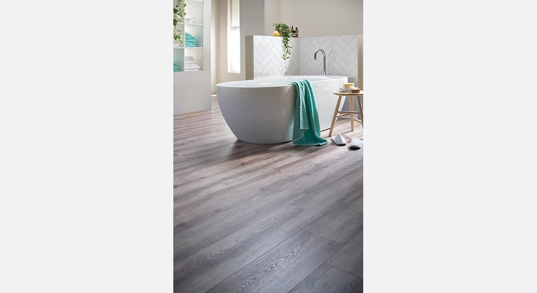 Residential Flooring - Hybrid Flooring, Abode, Alpha, Tongrass Oak