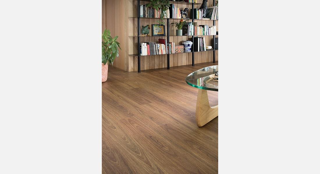 Residential Flooring - Hybrid Flooring, Abode, Classic, Tablelands Spotted Gum