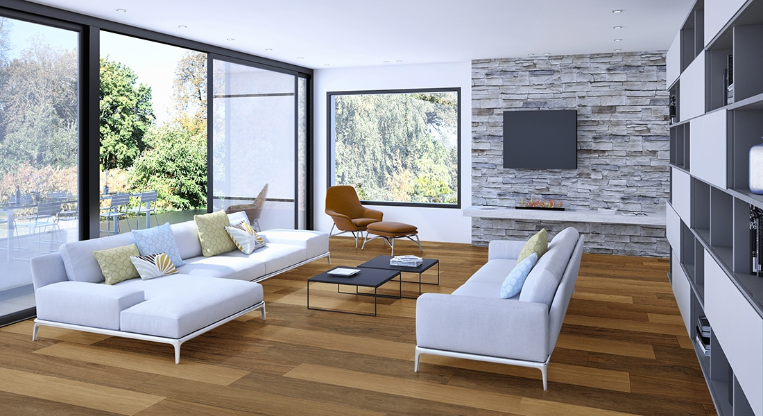 Residential Flooring - Sunplank, Soul Elements, Costal Haven, Fingal Spotted Gum