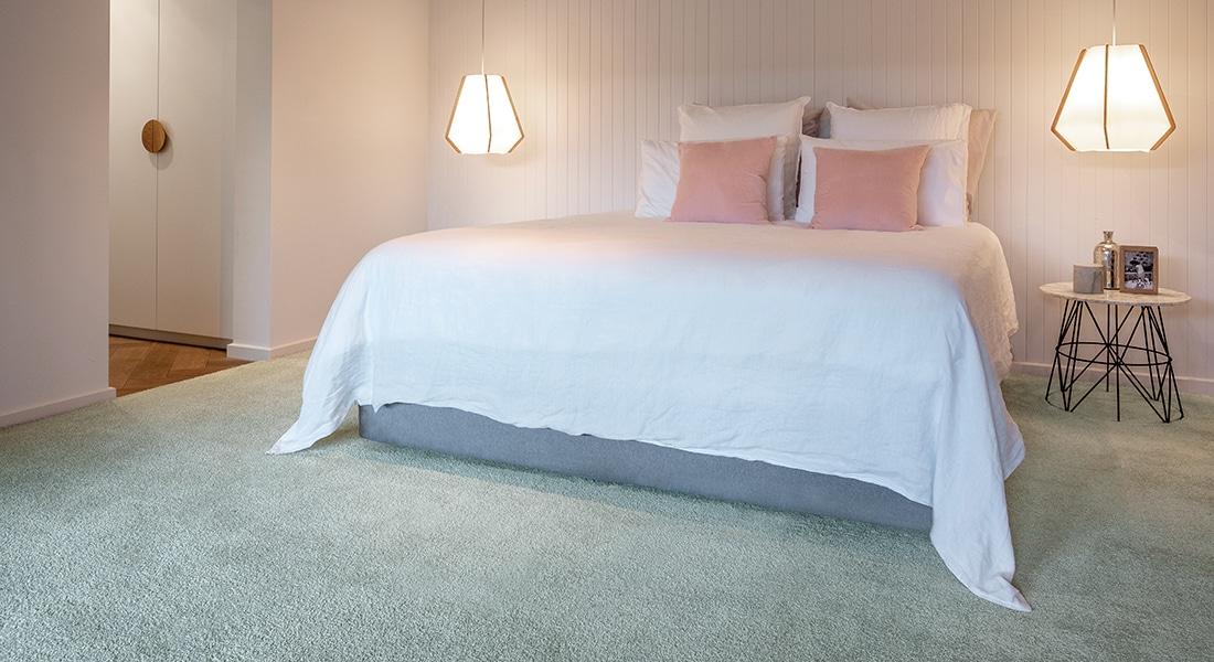 Residential Flooring - Carpet, Luxe, Palette