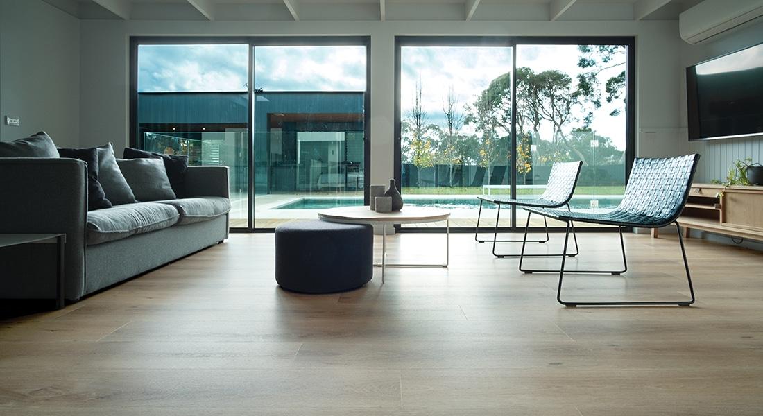 Residential Flooring - Hybrid Flooring, Sunplank, Retreat