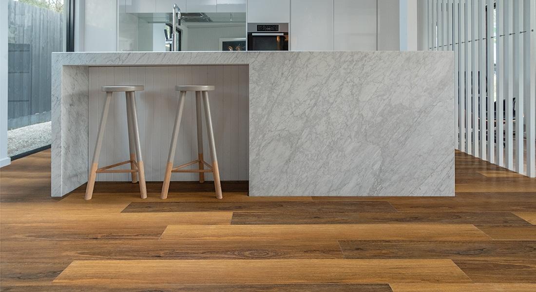 Residential Flooring - Hybrid Flooring, Sunplank, Retreat, Atherton Spotted Gum