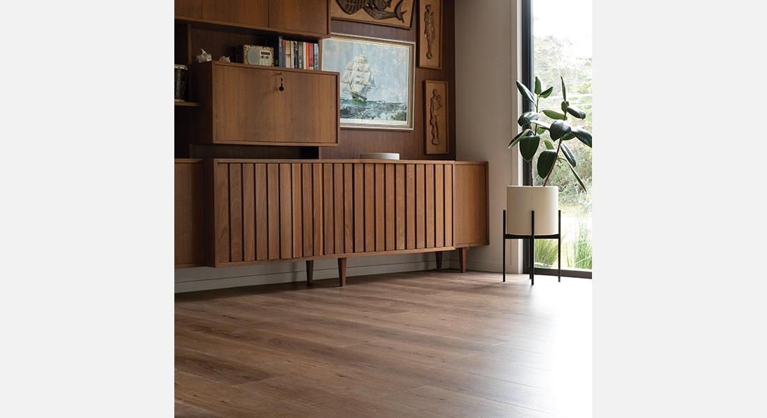 Residential Flooring - Hybrid Flooring, Sunplank, Retreat, Mallin Oak