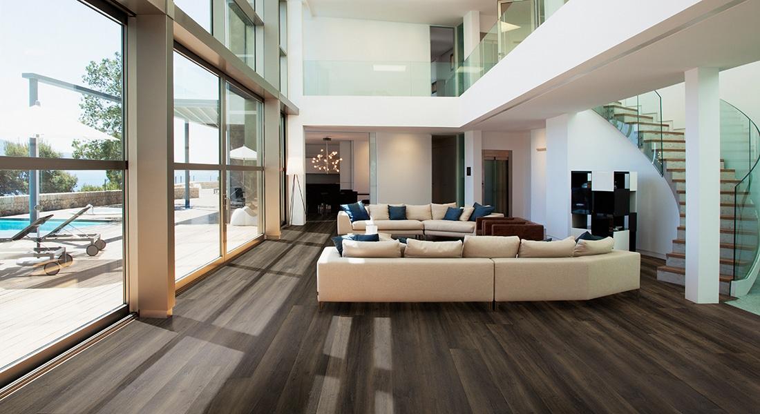 Residential Flooring - Hybrid Flooring, Summerville, Fitzroy Oak