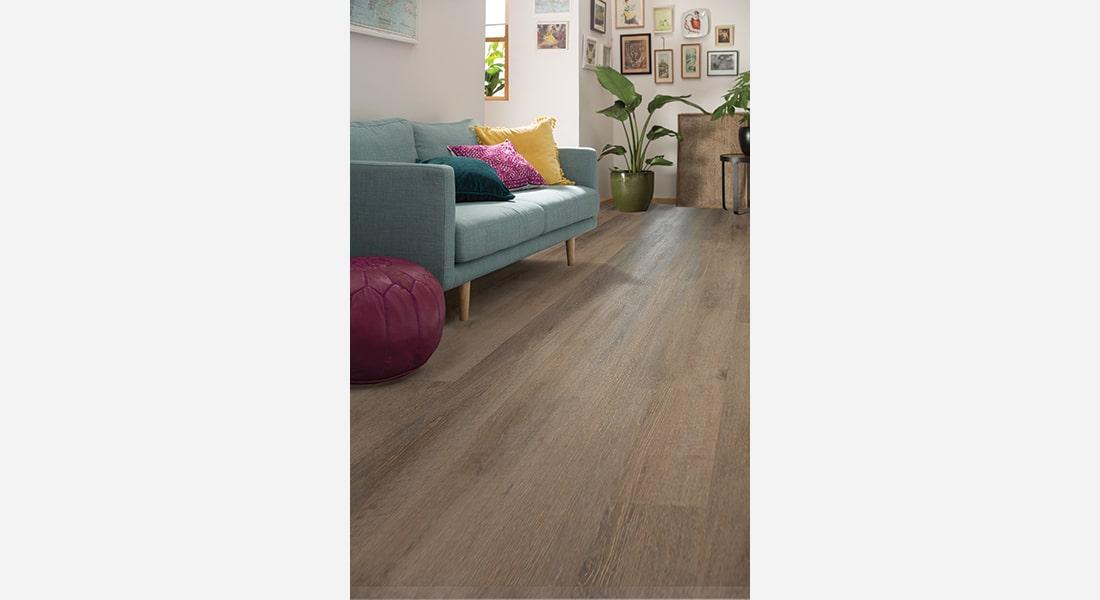 Residential Flooring - Hybrid Flooring, Abode, Wide Board, Tromso Oak