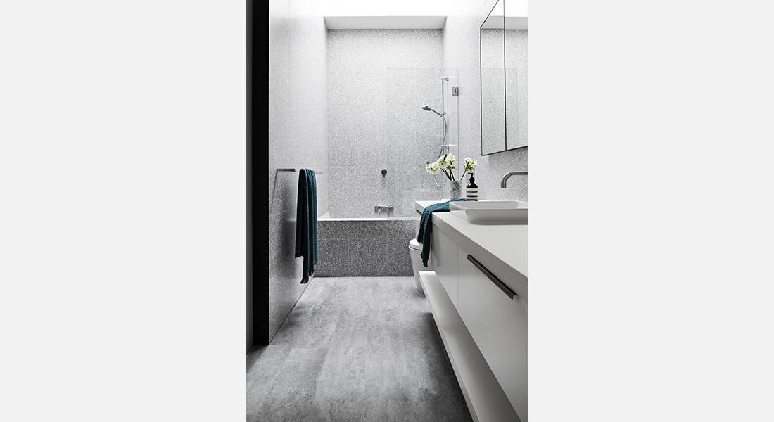 Residential Flooring - Hybrid Flooring, Quattro, Urban Grey | Quattro hybrid floors
