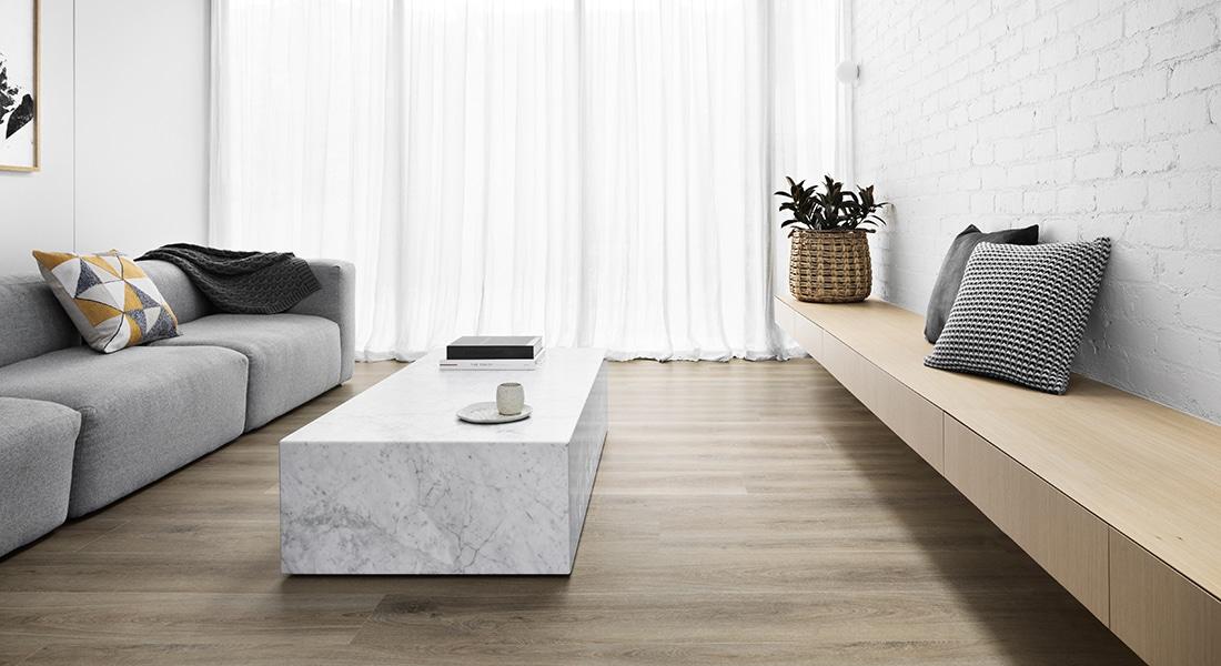Residential Flooring - Hybrid Flooring, Quattro, Sherwood Oak | Quattro hybrid floors