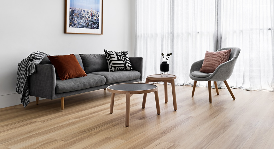 Residential Flooring - Hybrid Flooring, Quattro, New England Blackbutt | Quattro hybrid floors