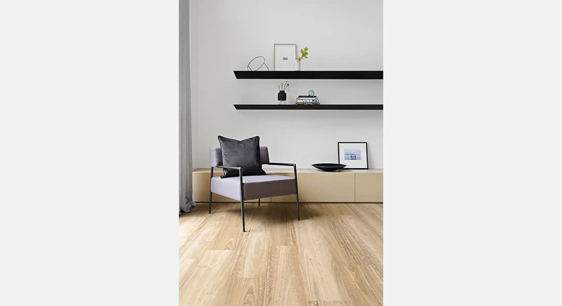 Residential Flooring - Hybrid Flooring, Quattro, Brown Stringybark | Quattro hybrid floors